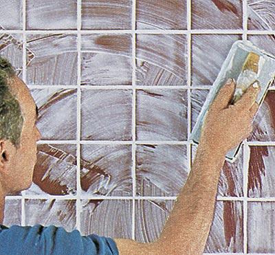 ремонт ванных комнат плитка