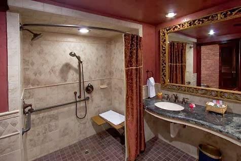 угловой карниз шторки для ванной
